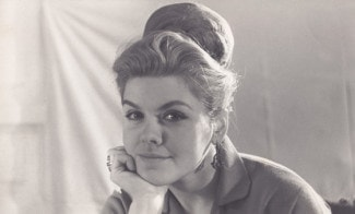 Ирина Шнитке, 1965 год. Фото из архива Ирины Шнитке