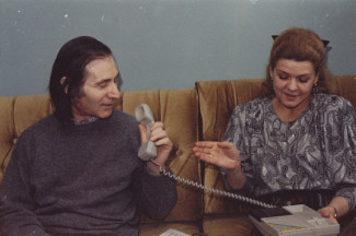 Альфред и Ирина Шнитке, 1984 год. Фото из архива Ирины Шнитке