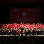 Валерий Гергиев и оркестр Мариинского театра в Барнауле