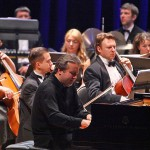 Владивосток насладился леворучным концертом Прокофьева, написанным для фронтовика