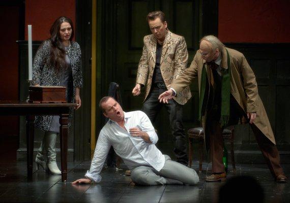«Парсифаль» в постановке Дмитрия Чернякова