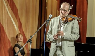 Алексей Лундин и Татьяна Федосеева. Фото - Дмитрий Дубинский