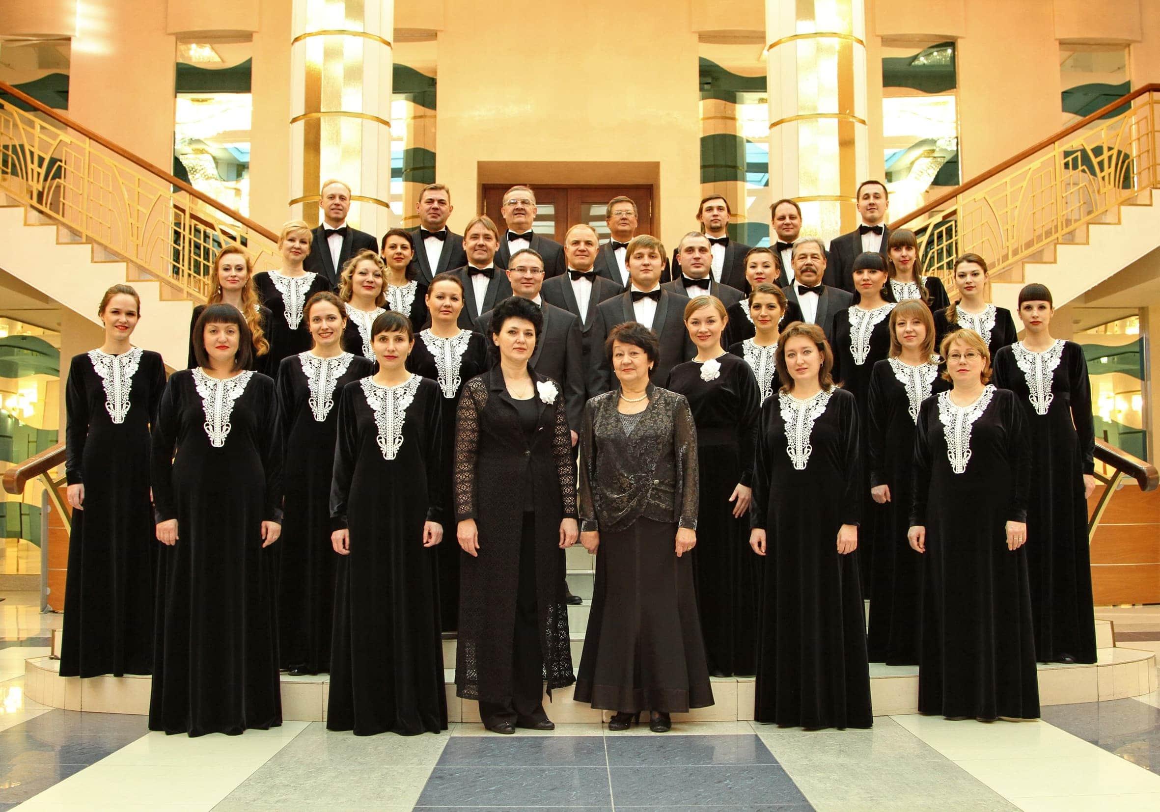 Губернаторский камерный хор Кузбасса завершил концертный сезон