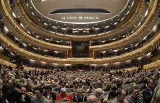 ХХIII фестиваль «Звезды Белых ночей» начнется с премьеры «Пиковой дамы» в Мариинском театре