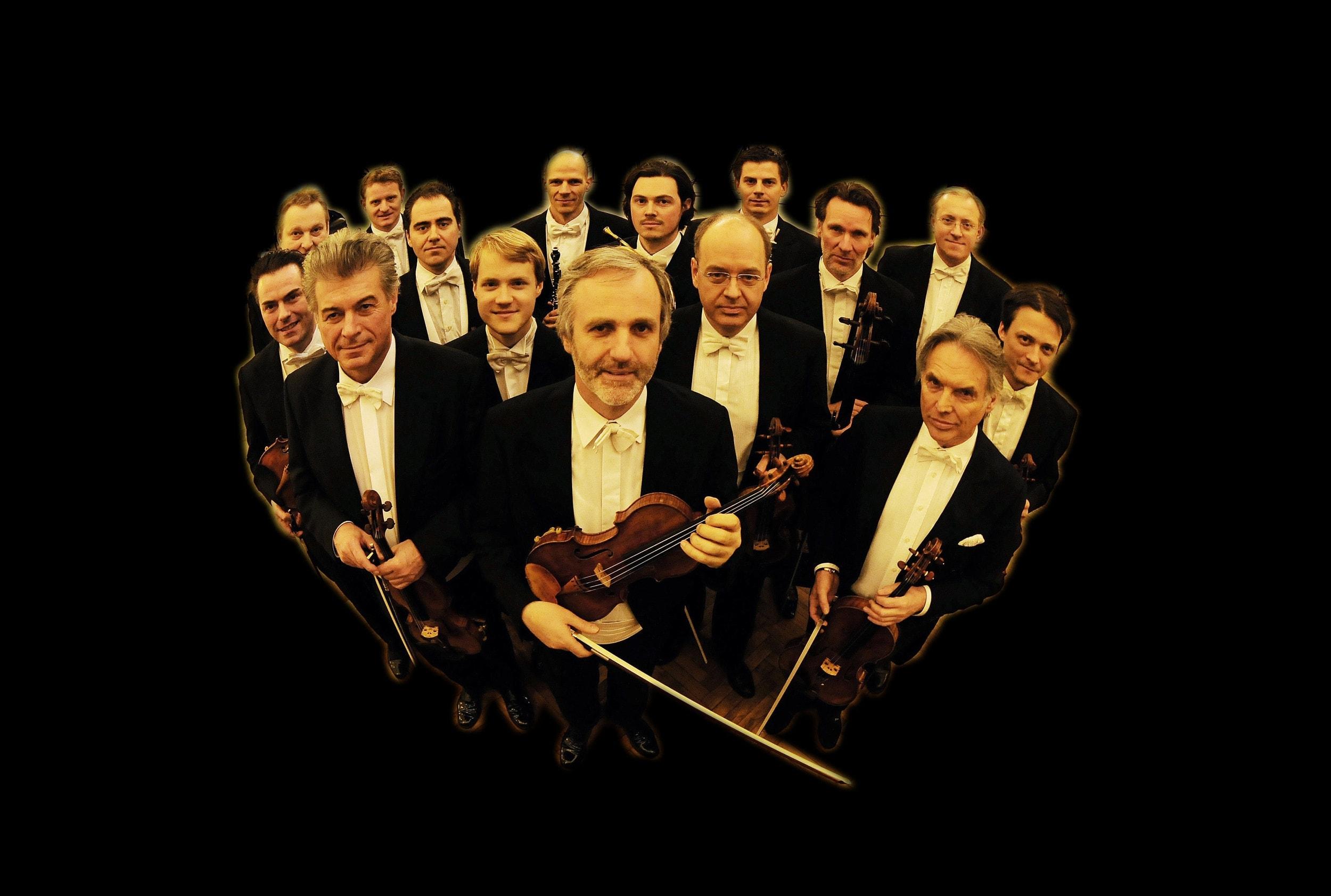Средний Урал стал одним из немногих регионов, где выступил камерный оркестр «Вена-Берлин»