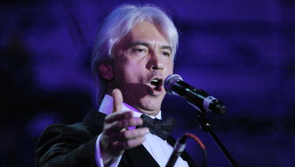Хворостовский даст концерт на ВДНХ 9 мая