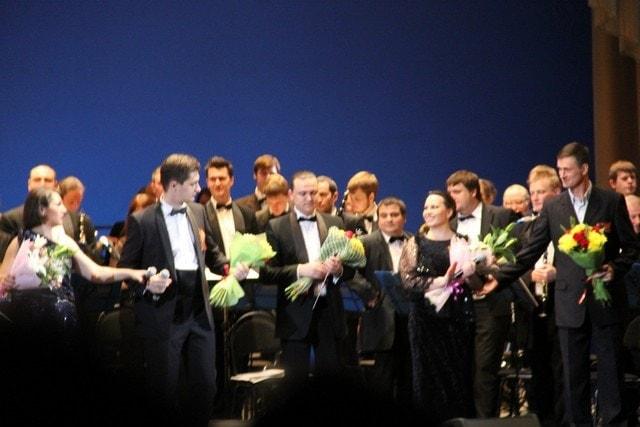 Концерт «Золотые трубы Победы»