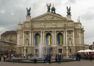 Львовская национальная опера