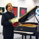 В Лондоне прошел концерт Мирослава Култышева