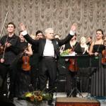 Премьерное исполнение Калужским молодежным симфоническим оркестром «Ленинградской» симфонии публика встретила овациями