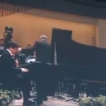 Томичи смогли увидеть виртуальный концерт Мацуева и оркестра Мариинки
