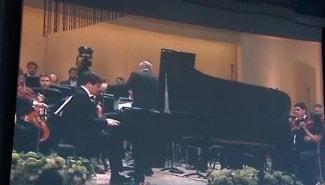 Томичи смогли увидеть виртуальный концерт Дениса Мацуева