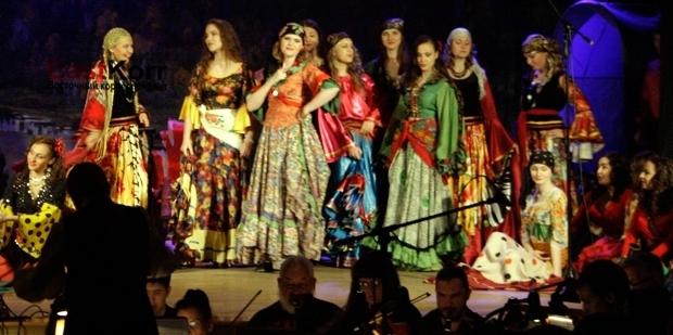 В ЛГАКИ состоялась премьера оперы «Алеко»