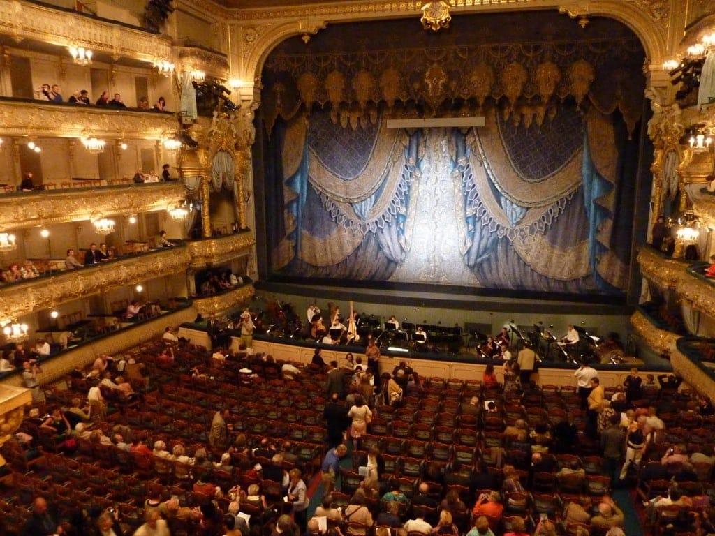 В Мариинском театре весь май пройдёт под знаком Чайковского