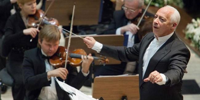 1 и 2 июня в Омске с оркестром выступит Владимир Спиваков