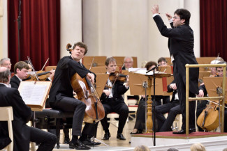 В Петербурге открылся ХХ Международный фестиваль «Музыкальный Олимп»