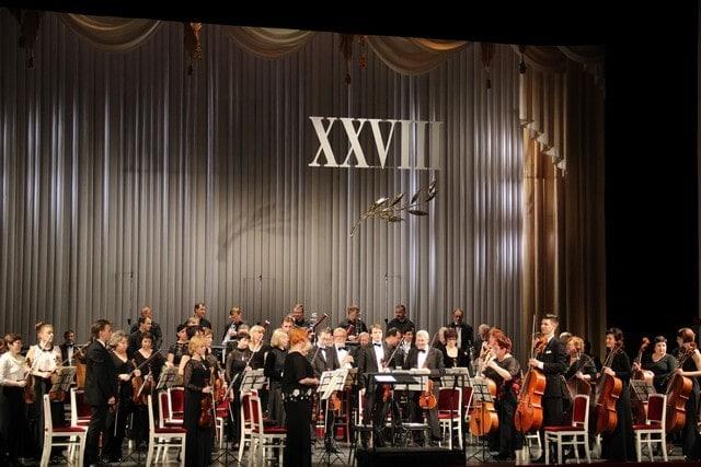 В Саратове открылся XXVIII Собиновский фестиваль