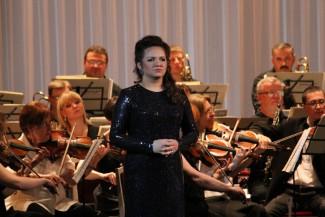 Юлия Меннибаева. Фото - Анна Недочетова