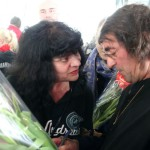 В Ярославле Юрию Башмету подарили саженец вишни. Фото - Игорь Зарембо/РИА Новости