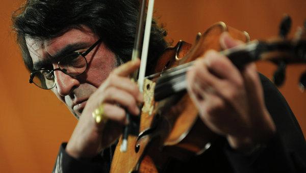Концерт, открывающий гастрольный тур Всероссийского юношеского оркестра по городам России