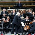 "Музыка на телеканале ""Россия К"": Берлинский филармонический оркестр, «Аида» и The Rolling Stones"