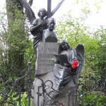 Могила П. И. Чайковского
