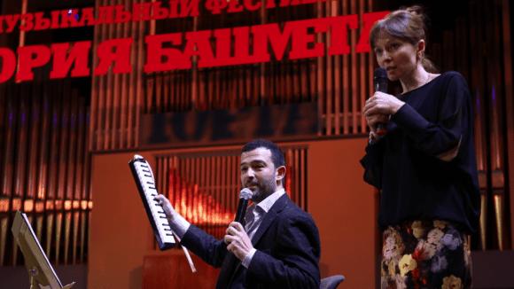 В Ярославле завершается VII Международный музыкальный фестиваль Юрия Башмета. Фото - Марина Козлова/пресс-служба фестиваля