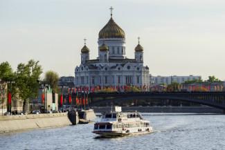Храм Христа Спасителя. Фото -  Алексей Мальгавко/ РИА Новости