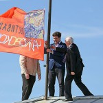 В Екатеринбурге юбилей Чайковского отметили на крыше