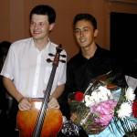 В Уфе известный виолончелист Антон Павловский выступил с Национальным симфоническим оркестром на закрытии сезона