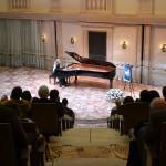 Лауреаты конкурсов памяти Лотар-Шевченко в Бетховенском зале Большого театра