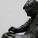 Памятник композитору Шостаковичу откроют в Москве у Дома музыки. Фото предоставлено Bosco di Cillegi