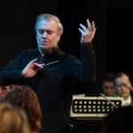Валерий Гергиев дирижирует в Курске
