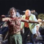 «Моисей и Аарон» в Берлинской «Комише опер»