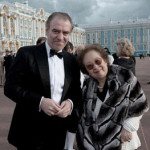 Валерий Гергиев и Йоко Нагаэ Ческина