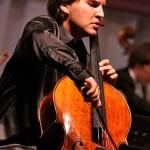 Виолончелист Александр Бузлов поразил слушателей конкурса Чайковского