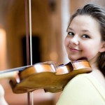 На конкурсе имени Чайковского скрипачи завершат второй этап II тура