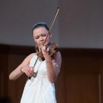 На конкурсе имени Чайковского начались выступления скрипачей