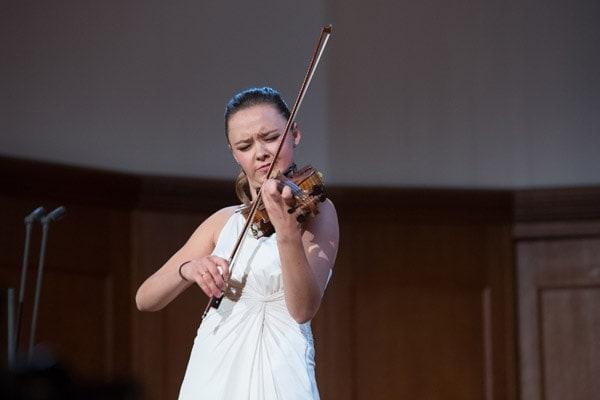 Александра Конунова. Фото - tchaikovskycompetition.com
