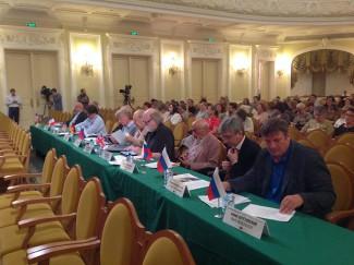 Авторитетное жюри готово к работе. Фото - TchaikovskyCompetition.com