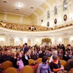 Фавориты наготове: в Москве открывается конкурс Чайковского