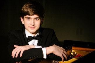Даниил Харитонов. Фото - tchaikovskycompetition.com