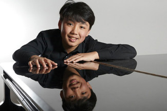 Джордж Ли. Фото - tchaikovskycompetition.com