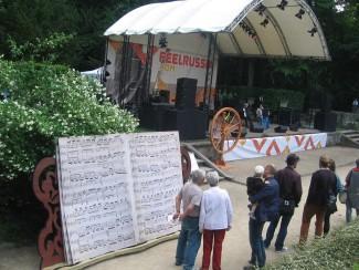 Фестиваль российской культуры «FeelRussia» в Дрездене