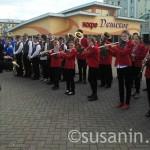 Фестиваль духовых оркестров в Ижевске