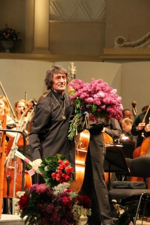 Гастроли юношеского симфонического оркестра Юрия Башмета стартуют в Москве
