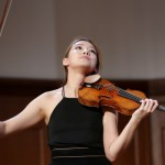 Конкурс Чайковского: Лидером второго дня у скрипачей стала Клара-Джуми Кан