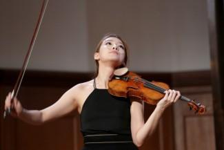 Клара-Джуми Кан, лучшая из выступавших во второй день. Фото - tchaikovskycompetition.com
