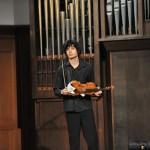 На конкурсе имени Чайковского скрипачи завершают I тур