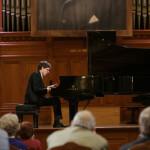 Пианисты сыграли на конкурсе Чайковского сольные программы 2 тура